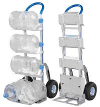 鋁製載水桶手推車